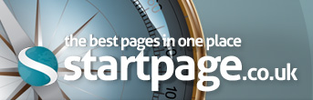 StartPage UK - The Best Pages In One place